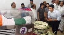 Tendulkar pays last respects to APJ Abdul Kalam