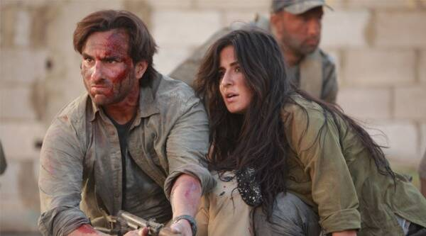 Phantom, Phantom Trailer, Phantom Movie trailer, Saif Ali Khan, Katrina Kaif, Saif Ali Khan in Phantom, Katrina kaif In Phantom, Saif Ali Khan Phantom, Katrina Kaif Phantom, Saif Ali Khan Katrina kaif, Kabir Khan, Kabir Khan Phantom, Entertainment news