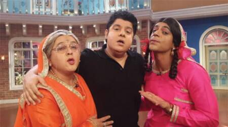 Kapil Sharma, Sajid Khan, Riteish Deshmukh, Pulkit Samrat, Ali Asgar, Sunil Grover, Comedy Nights With Kapil, Kapil Sharma Comedy Nights, Kapil Sharma Injured, Sajid Khan host Comedy Nights, Sajid Khan Comedy Nights With Kapil, Sajid Khan Kapil Sharma Comedy Nights, Entertainment news