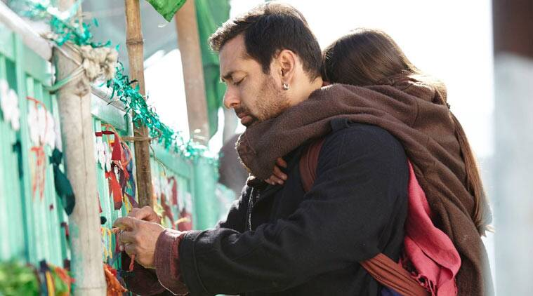 Salman Khan, bajrangi bhaijaan, bhar do jholi, Salman Khan bhar do jholi, kareena kapoor khan, salman khan movies, salman khan news, kabir khan, entertainment news