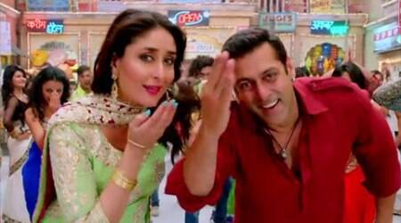 Watch: Salman Khan - Kareena Kapoor in 'Bajrangi Bhaijaan's Eid song 'Aaj Ki Party'