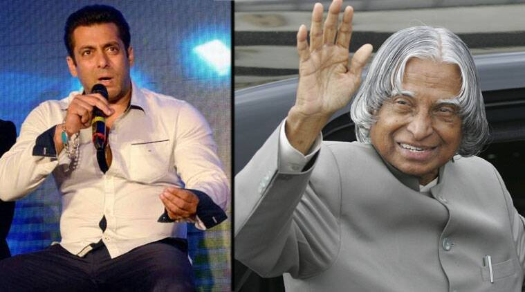 salman khan, APJ abdul kalam, abdul kalam, salman khan APJ abdul kalam, salman, salman APJ abdul kalam, APJ abdul kalam death, APJ abdul kalam dies, APJ abdul kalam demise, APJ abdul kalam life, APJ abdul kalam news, APJ abdul kalam health, salman khan news, salman khan actor, salman actor, salman abdul kalam, entertainment news, bollywood news, salman khan news