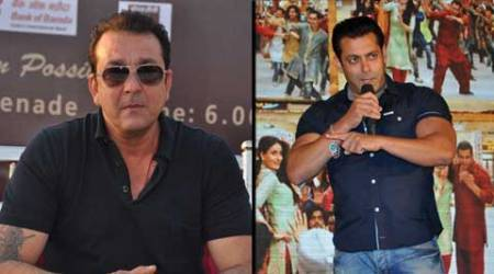 Would be happy when Sanjay Dutt's sentence ends and he is out: Salman Khan