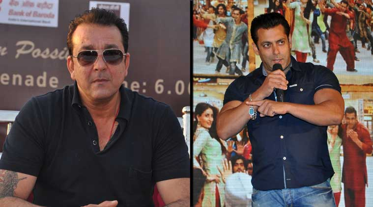 Salman Khan: When Sanjay Dutt comes out after finishing ...