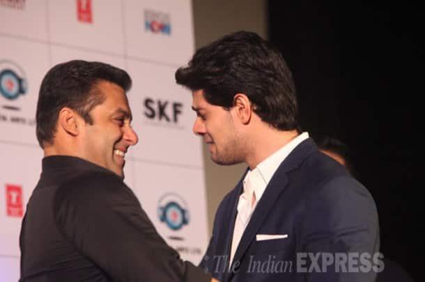 Salman Khan, Athiya Shetty, Sooraj pancholi, Hero trailer