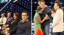 salman khan, salman, bajrangi bhaijaan, salman khan bajrangi bhaijaan, indian idol junior, indian idol, indian idol jr, salman khan indian idol jr, sonakshi sinha, salman khan indian idol pics, salman khan pics, salman khan pictures, entertainment, salman pics, bollywood pics, vishal dadlani, salman khan sonakshi sinha, sonakshi sinha pics, sonakshi sinha indian idol jr, bollywood