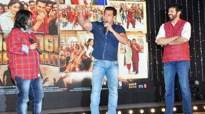 Salman Khan launches Eid special song 'Aaj Ki Party'