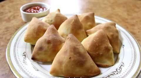 Express Recipes: How to make bakedSamosa