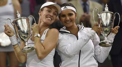 Wimbledon 2015: Sania Mirza becomes India's first women's doubles Grand Slam champ
