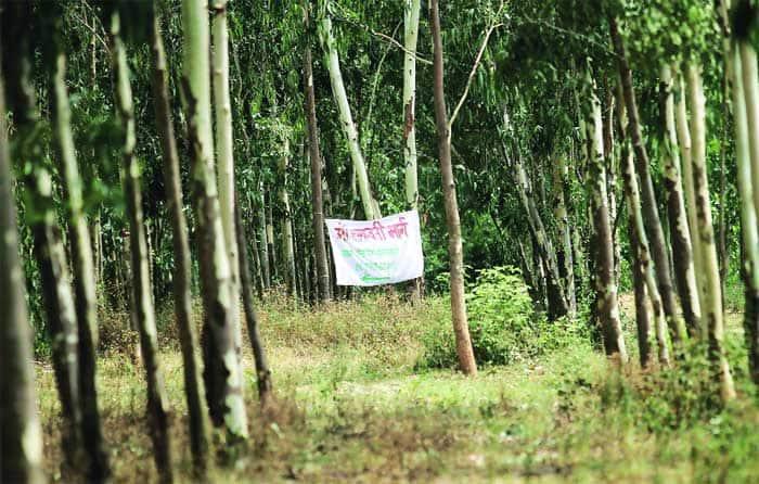 The so-called Saraswati Marg
