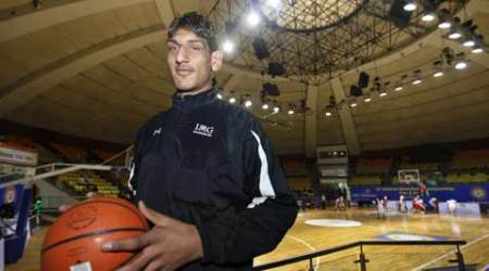 Satnam Singh Bhamara , Satnam Singh. Satnam Singh NBA, Satnam Singh Basketball, Satnam Dallas maverics, Dallas mavericks, Basketball, Basketball India, NBA Draft, Sports News, Sports.