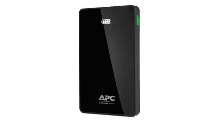 Schneider Electric, APC power bank, APC 10,000 mAh mobile power bank, best battery pack, best power bank, gadgets, smartphones, technology news