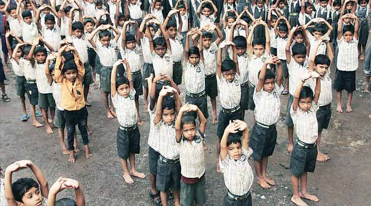 gujarat government, reward and punishment, reward and punishment policy, Gujarat education department, school result, government schools, CRC, BRC, ahmedabad news, city news, local news, Gujarat news, Indian Express