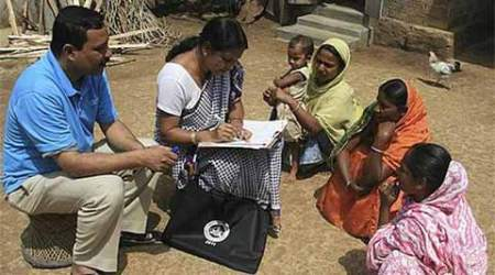 Rural Development to Home to Social Justice, no one wants to own undisclosed caste data