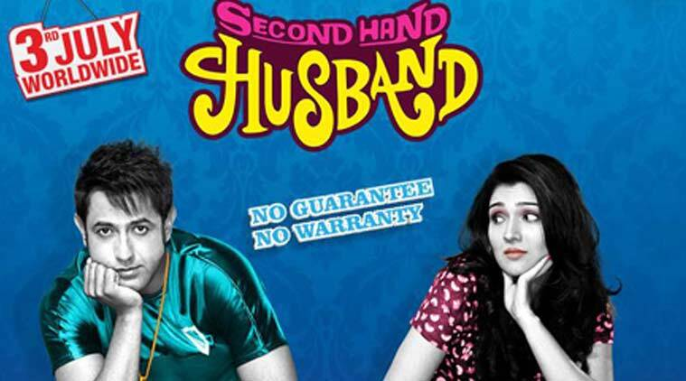 Second Hand Husband Review, Second Hand Husband movie review, Tina Ahuja, Gippy Grewal