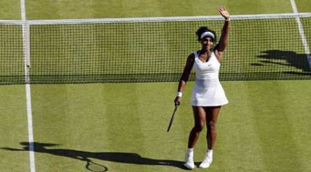 wimbledon 2015, wimbledon news, wimbledon 2015 results, Serena Williams Garbine Muguruza, serena Garbine Muguruza, serena vs Muguruza, serena vs Muguruza 2015, serena vs Muguruza wimbledon 2015, Serena Williams, Garbine Muguruza, wimbledon tennis 2015, wimbledon tennis game, tennis news today, tennis latest news