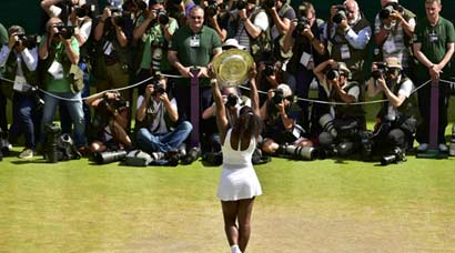 Wimbledon 2015, Serena Williams vs Gurbine Muguruza, Serena Williams, Gurbine Muguruza, wimbledon 2015 scores, Garbine Muguruza wimbledon, serena williams wimbledon, Wimbledon women's final, wimbledon women's final 2015, sania mirza, martina hingis, leander paes, wimbledon women's final, wimbledon photos, tennis photos, sania mirza hot photos