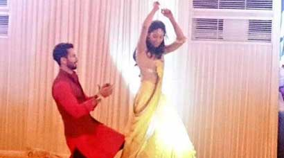 Inside Shahid Kapoor's Sangeet: Groom-to-be dances with fiancee Mira Rajput