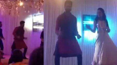 Watch videos: Shahid Kapoor, Mira Rajput's sangeet was a dancing treat