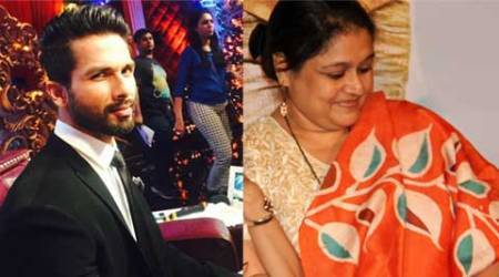 Shahid Kapoor's wedding preparations: It's like a normal wedding house, says step mother Supriya Pathak