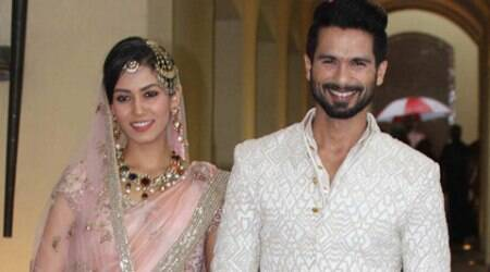 Shahid Kapoor marries Mira Rajput: Bollywood friends wish them a happy married life