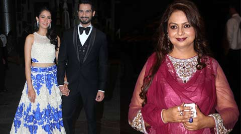 All's very well between Shahid and Mira, says Neelima Azeem