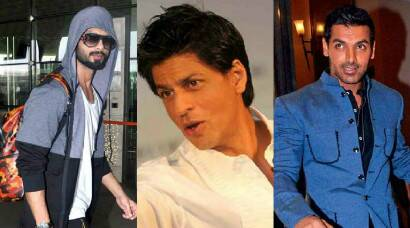 Shahid Kapoor, Shah Rukh Khan: Celebrities who found love outside Bollywood
