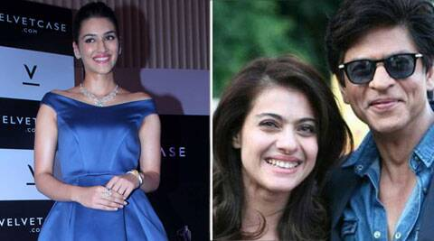 Can't wait to shoot with Shah Rukh Khan, Kajol: Kriti Sanon
