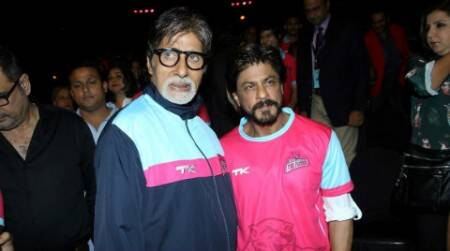 SRK takes Big B's Twitter advice