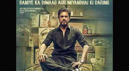 SRK asks fans to complete shooting of 'Raees' for him
