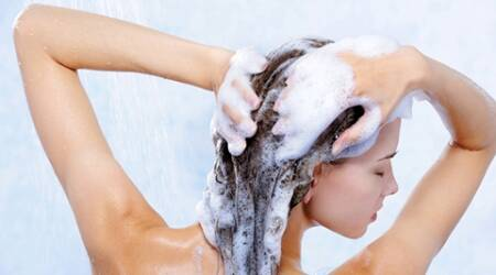Shampooing hair every day makes your hair dry. (Source: Thinkstock Images)