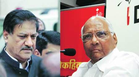 Prithviraj Chavan, NCP, Congress, Sharad Pawar, pawar on Chavan, Politics, mumbai news, city news, local news, maharashtra news, Indian Express