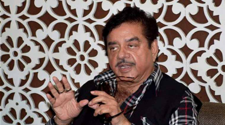 Anger among people, Gujarat polls 'chunauti' for BJP: Shatrughan Sinha