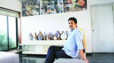 I haven't really curated earlier, but in my head I'm always curating, says Sudarshan Shetty