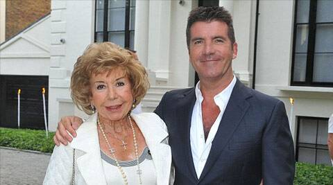 Simon cowell, Julie Brett, X Factor, Simon Cowell Mother, Simon Cowell mother Died, Simon Cowell Mother Julie Brett, Rita Ora, Nick Grimshaw, Cheryl Fernandez-Versini, Julie Brett Died, Julie Brett Death, Julie Brett Dead, Simon Cowell Mother Dead, Simon Cowell Mother Death, Entertainment news