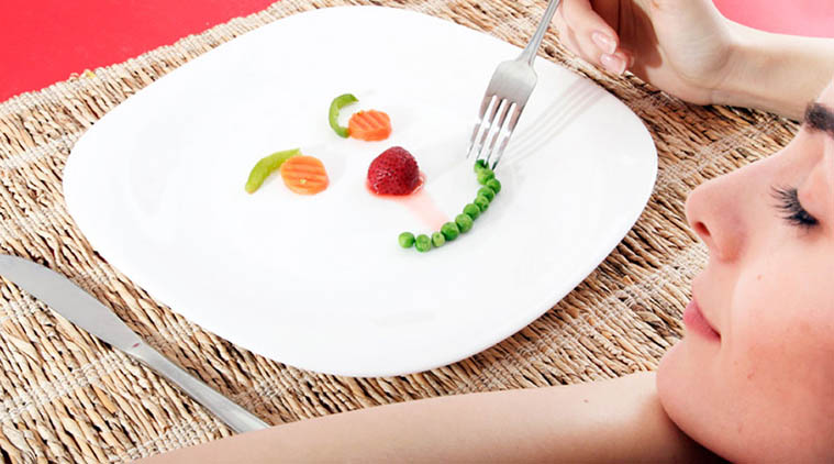 Previous studies have found that slow eaters have lower Body Mass Index than those who gobble down their morsels. (Source: Thinkstock Images)