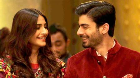 Sonam Kapoor, Fawad Khan, actress Sonam Kapoor, Sonam fawad, Sonam Kapoor Fawad Khan, Sonam Kapoor Khoobsurat, Sonam kapoor fawad Khan Khoobsurat, Sonam Kapoor Fawad Khan Movie, Entertainment news