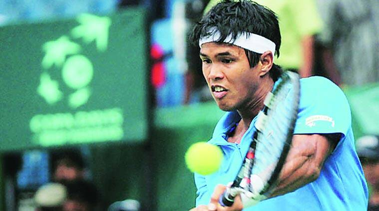 Somdev Devvarman, Somdev Devvarman, Davis Cup, Davis Cup 2015, Somdev Devverman, Somdev Devverman Wibledon,Tennis News, Tennis, Somdev Devvarman tenis, davis cup, Sania Mirza, Leander Paes, Sumit Nagal, Davis Cup, indian express, sports news