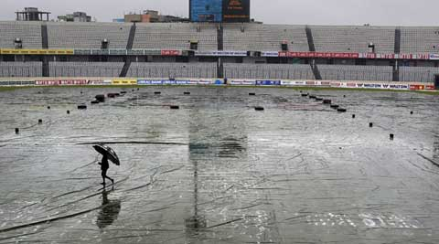 South Africa vs Bangladesh: Heavy downpour wipes out second day's play in Dhaka