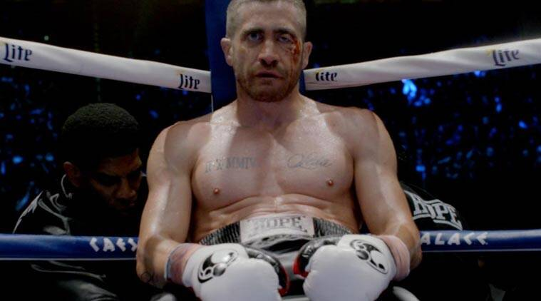 southpaw, southpaw review, southpaw movie review, southpaw film review, southpaw rating, southpaw stars, southpaw cast, Jake Gyllenhaal, Rachel McAdams, Forest Whitaker, Oona Laurence, 50 Cent, Antoine Fuqua