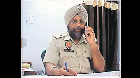 Gurdaspur terror attack: SP killed, his cop father killed 31 yrs ago