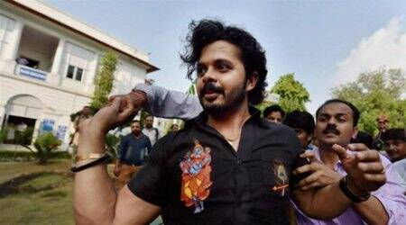 Former Indian pacer Sreesanth to contest on BJP ticket from Thiruvananthapuram