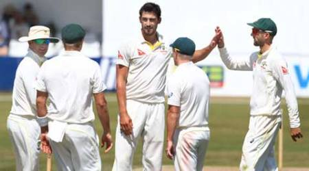 Mitchell Starc promises 'no respite' for England