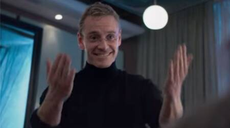 'Steve Jobs' first official trailerout