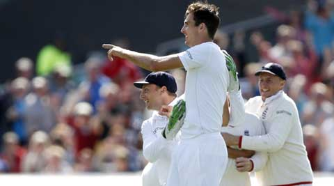 Bad times make the good times all more satisfying: Steven Finn