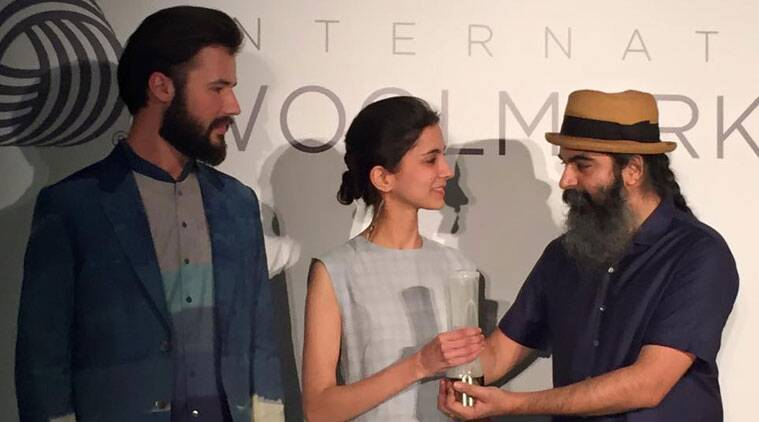 Suket Dhir, International Woolmark Prize