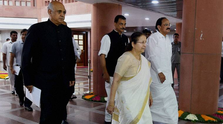 Parliament canteen, subsided food, MP canteen, Parliament canteen food subsidy, food subsidy, Lok sabha speaker, Sumitra Mahajan, Parliament canteen rates, india news, latest news, top stories, parliament news, indian express