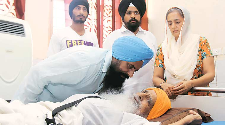 Surat Singh Khalsa, Punjab government, Punjab prisoners, Punjab jail prisoners, Punjab life convicts, Balwant Singh Rajoana, Beant Singh assassination case, punjab news, indian express explained, ie explained