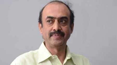 Suresh Babu rana daggubati father