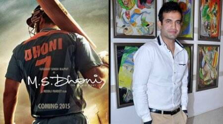Looking forward to M S Dhoni biopic: Irfan Pathan